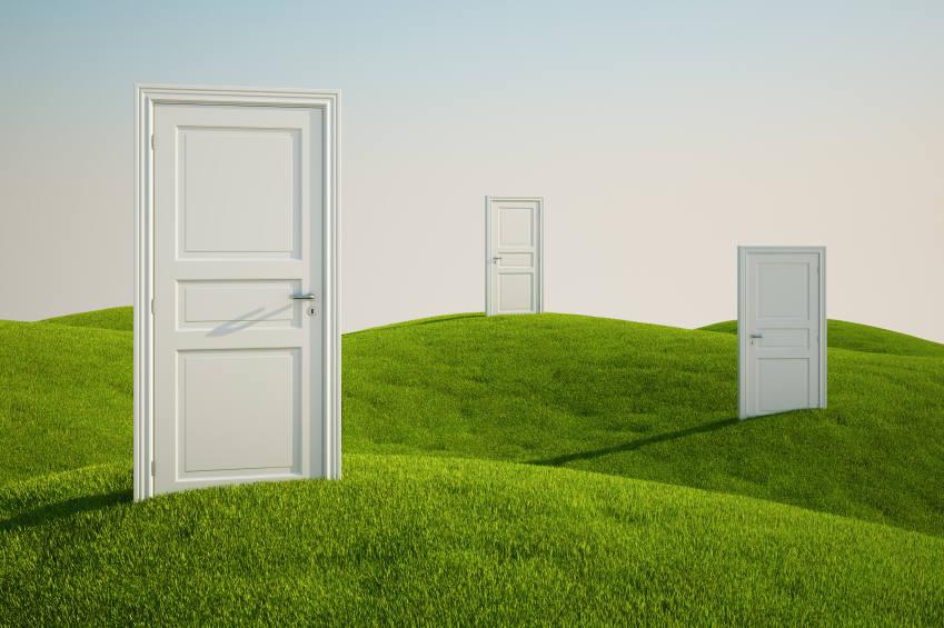 The monty hall problem how to unlock the doors of destiny for Door of destinies
