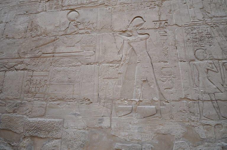 The Mystery of Egyptian Hieroglyphs in Australia Deubnked