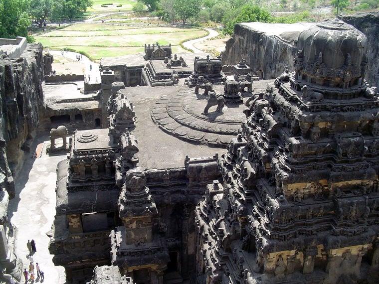 Shiva Kailasa Temple