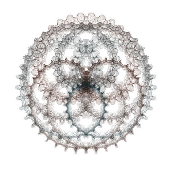 art and math computer illustrations