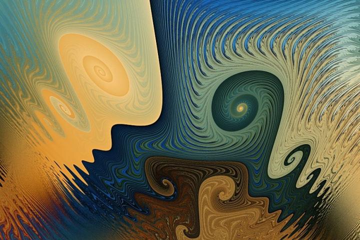 art and math kerry mitchell