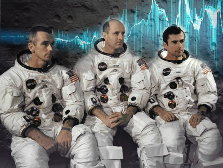 This Is the Mysterious Space Music Apollo Astronauts Heard on Far Side of the Moon