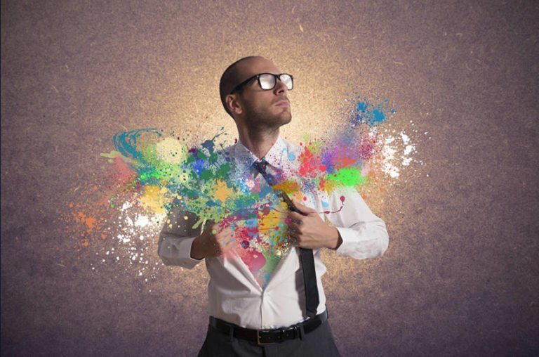 10 Contradictory Traits of Creative People