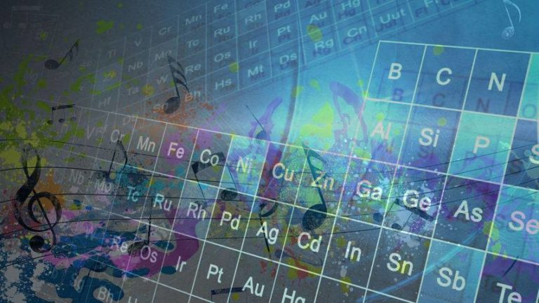 Scientist is Turning Each Element of the Periodic Table Into Music