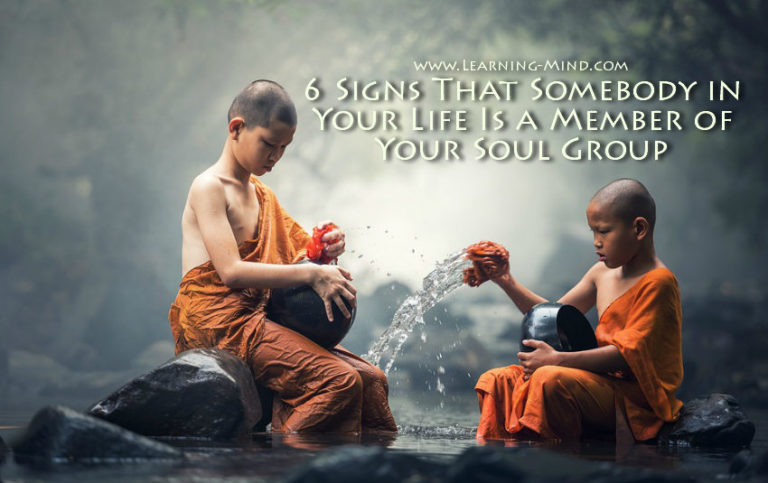 6 Signs That Somebody in Your Life Is a Member of Your Soul Group