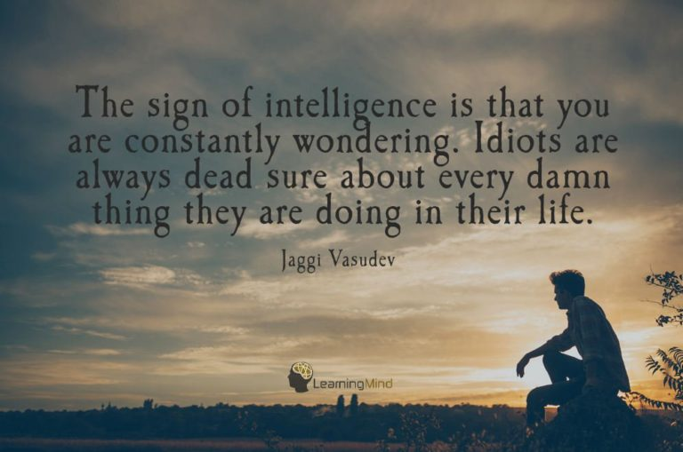 15 Quotes about Intelligence and Open-Mindedness