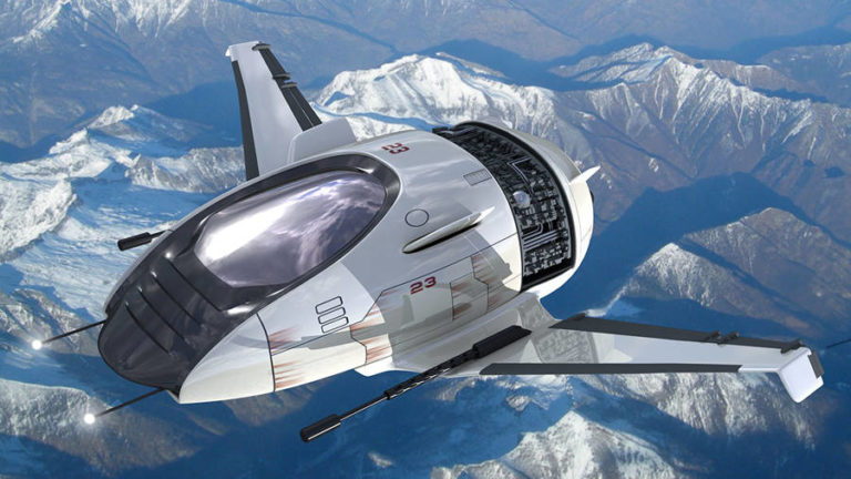 X-Planes: Over the Next 10 Years, NASA Will Make Sci-Fi Air Travel Real