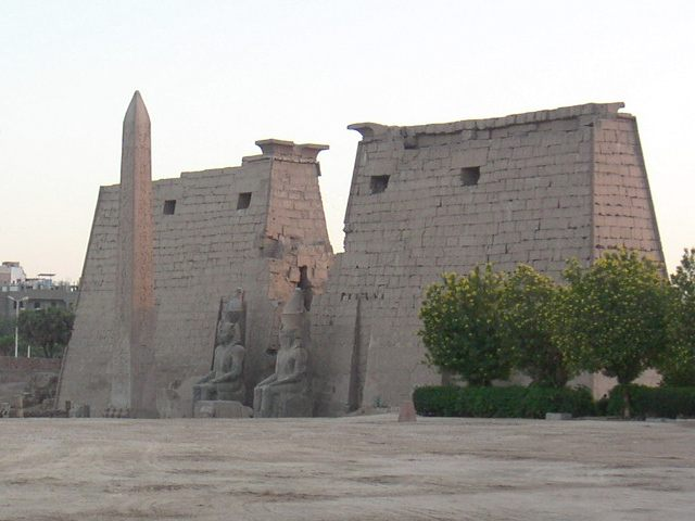 Engineering Marvels - Luxor Obelisks