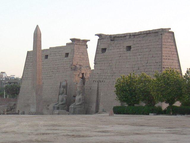 Engineering Marvels - Luxor Obelisks