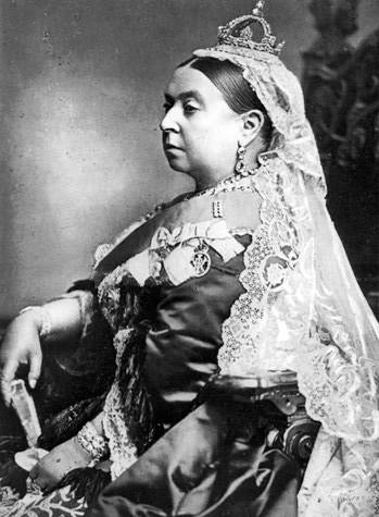 Queen Victoria 1887