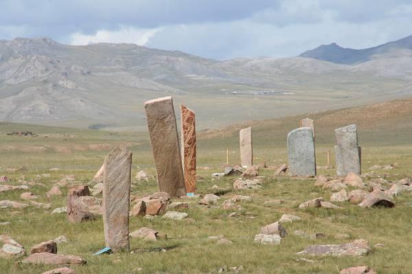 Stone Monuments - Deer Stones