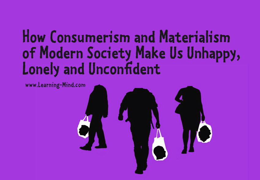 The Psychology Of Materialism, And Why It's Making You Unhappy