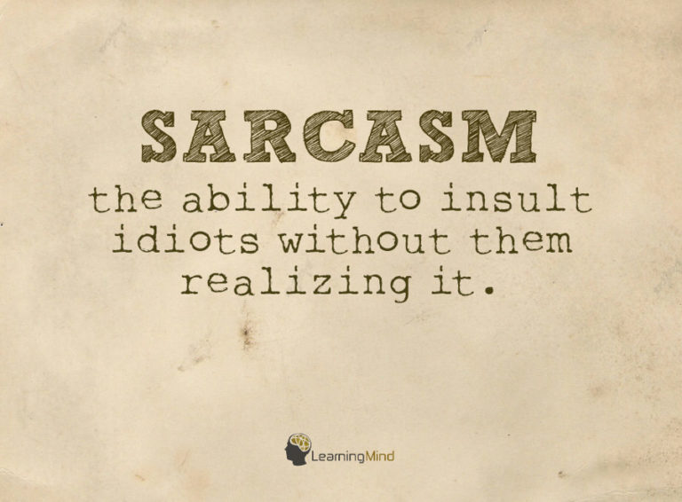 6 Reasons Why Sarcasm Is a Real Superpower