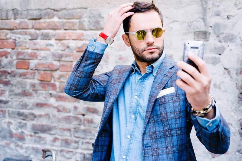Selfie addiction can be directly linked to psychopathic behaviours and tendencies