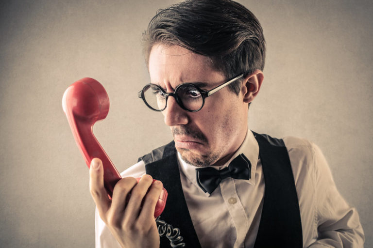 Phone Anxiety: the Fear of Talking on the Phone (and How to Get Over It)