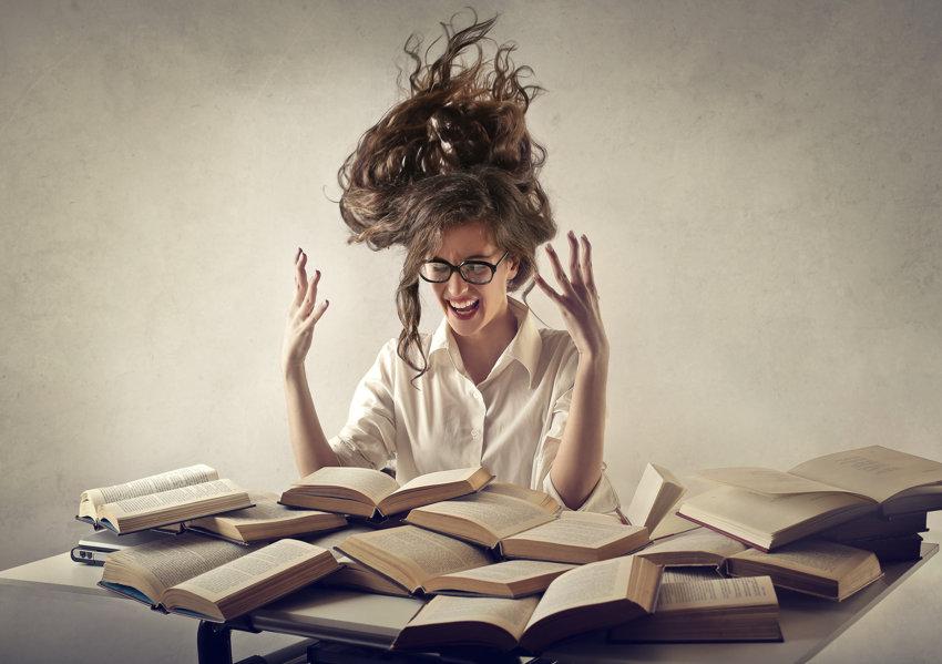 überforderung Studium