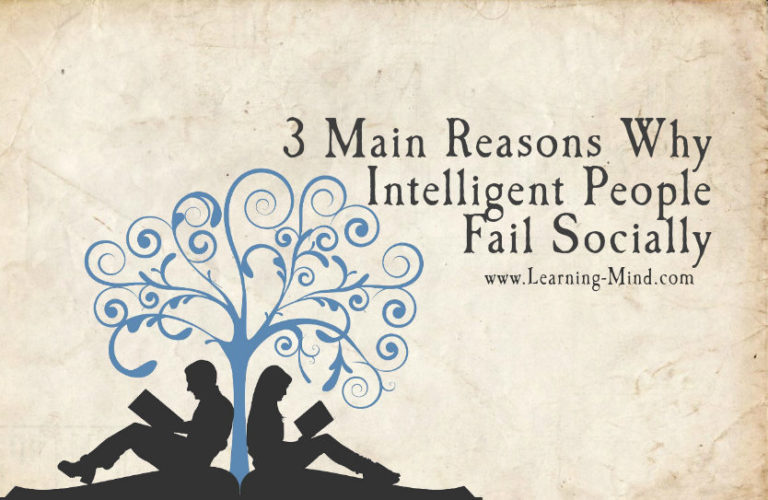 3 Reasons Why People with High IQ Levels Fail Socially (and How to Overcome Them)