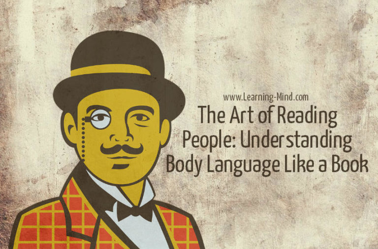 The Art of Reading People: Understanding Body Language Like a Book