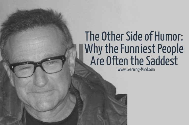 The Other Side of Humor: Why the Funniest People Are Often the Saddest