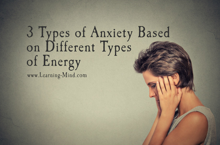 types of anxiety