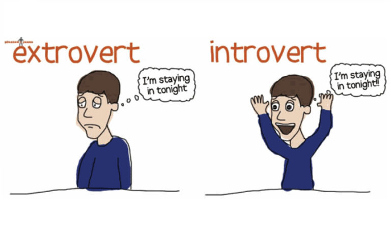 5 Common Words That Have Different Meanings for Extroverts and Introverts