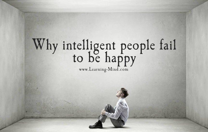 fail to be happy