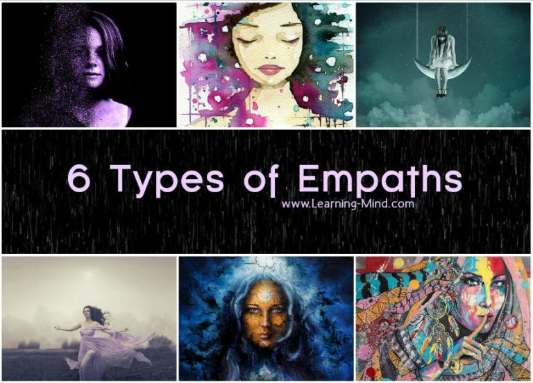 6 Types of Empaths: Which One Are You and How to Make the Most of Your Gift?