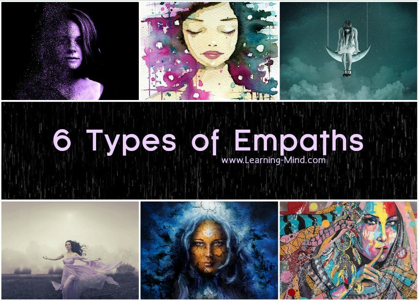 types of empaths