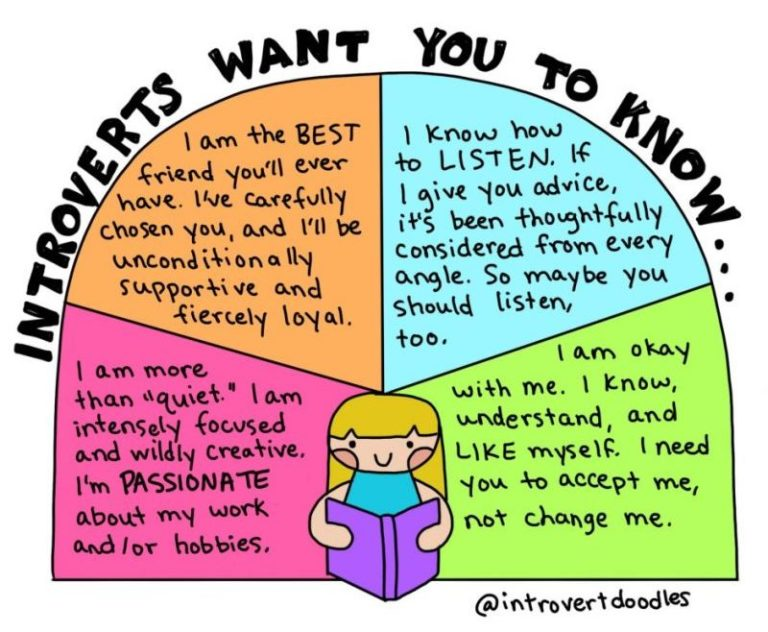 What Is Introversion? A Cute Comic Series Nails How It Feels to Be an Introvert