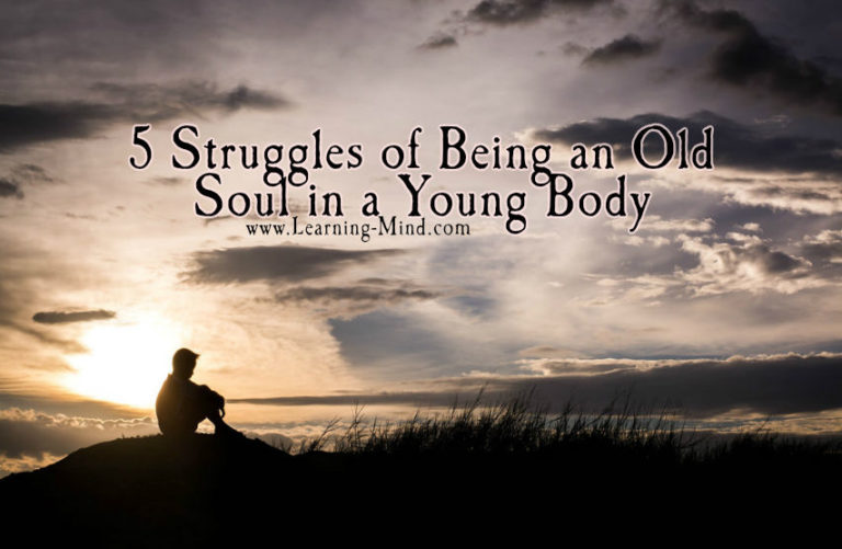 5 Struggles of Being an Old Soul in a Young Body