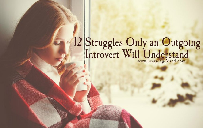 outgoing introvert struggles
