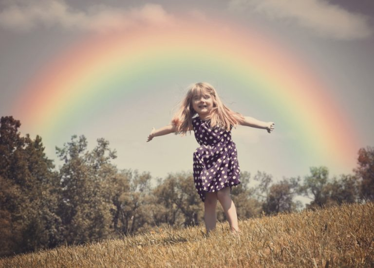 Who Are the Rainbow Children, According to New Age Spirituality?