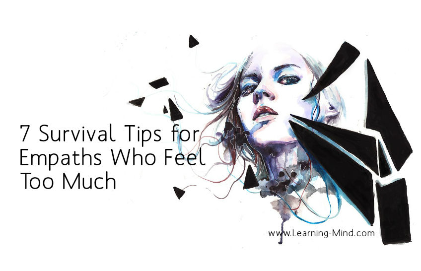 survival tips empaths