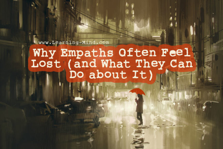3 Reasons Why Empaths Often Feel Lost (and What They Can Do about It)