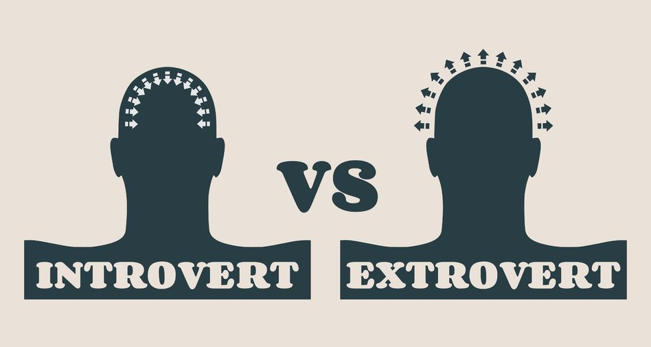 4 things that make the introverted brain different from for Introvert vs extrovert