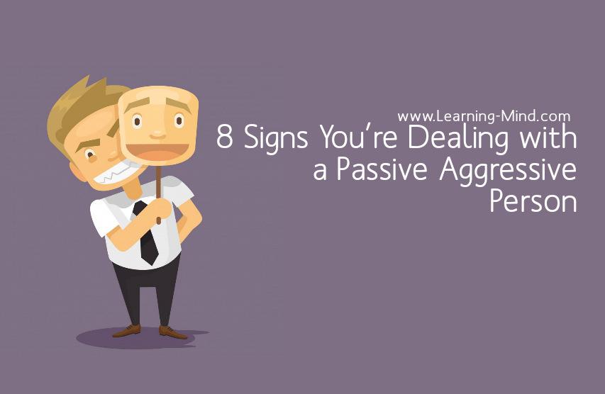 Passiv Aggressives