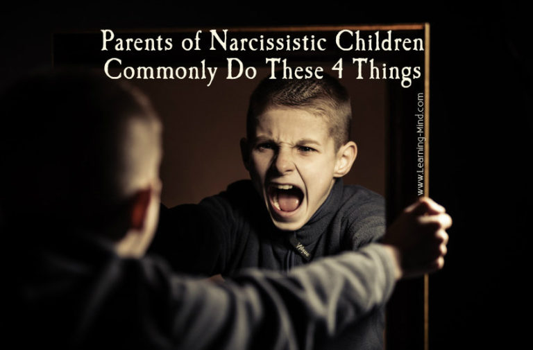 Parents of Narcissistic Children Commonly Do These 4 Things, Study Finds