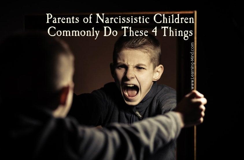 Narcissistic Children