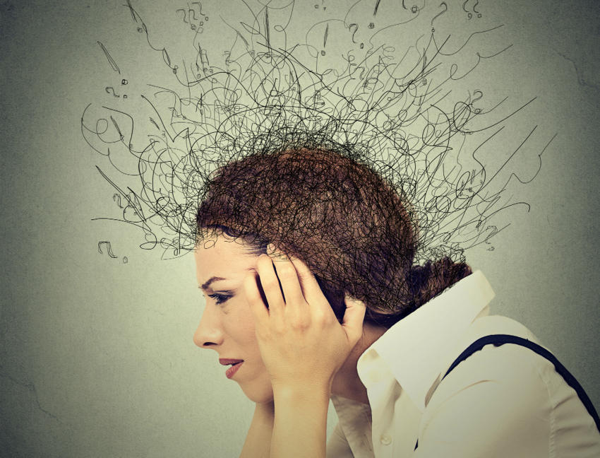 Strong Emotions anxiety