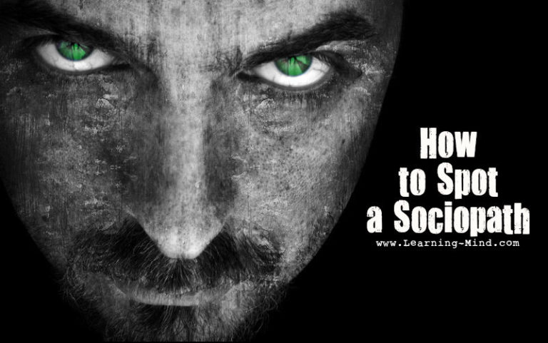 How to Spot a Sociopath in Your Life: 10 Typical Traits to Look for