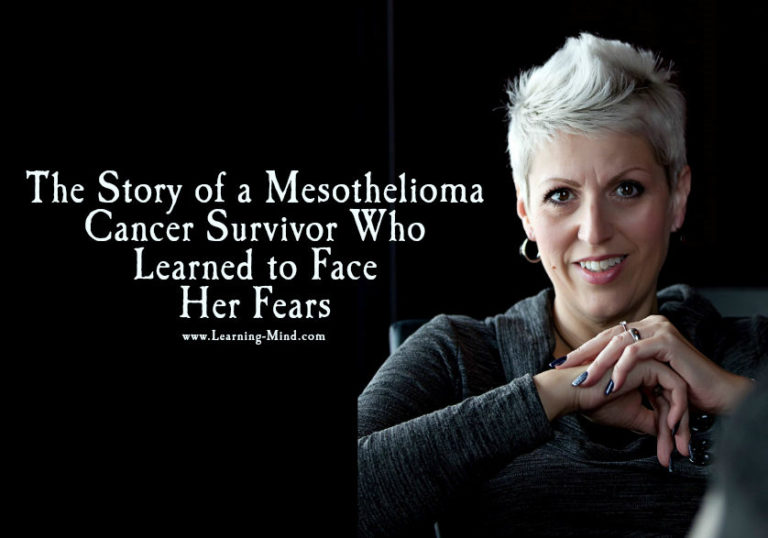 The Story of a Mesothelioma Cancer Survivor Who Learned to Face Her Fears