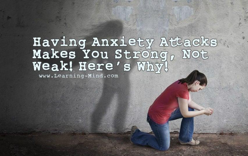 panic attacks strong