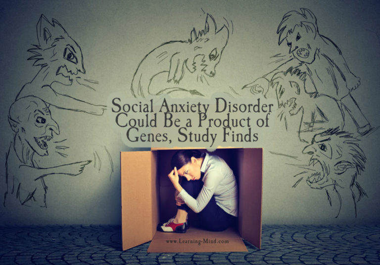 Social Anxiety Disorder Could Be a Product of Genes, Study Finds