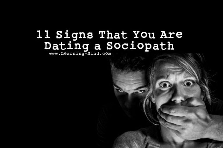 Are You Dating A Sociopath? 11 Signs to Look Out for