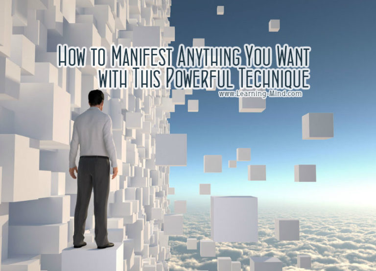 How to Manifest Anything You Want with This Powerful Technique