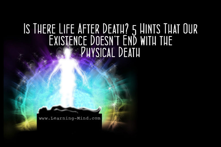Is There Life After Death? 5 Perspectives to Think about