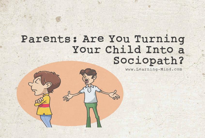 sociopathic children