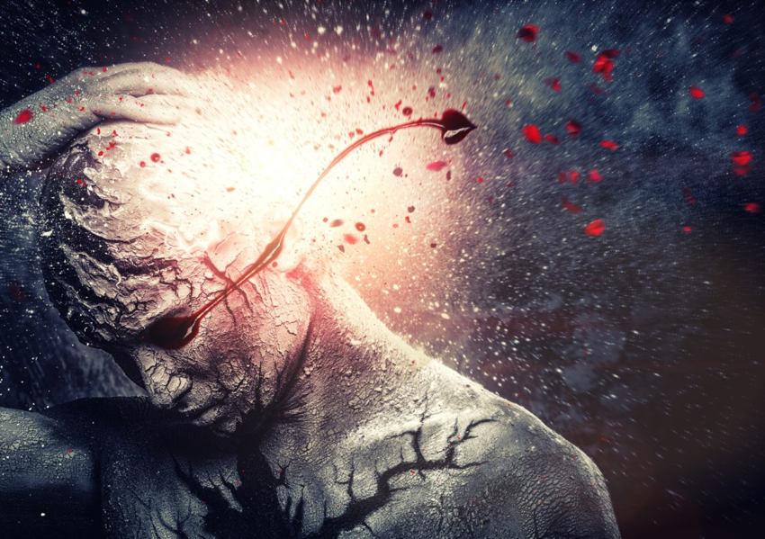 Life Force Energy ego
