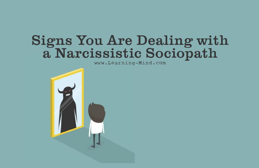 Narcissistic Sociopath