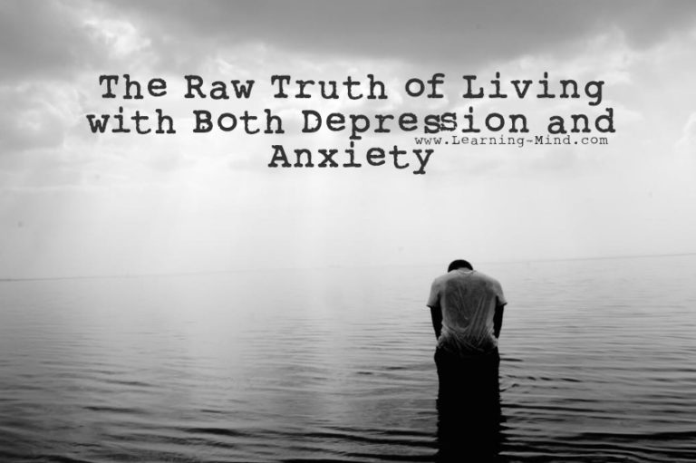 Living with Symptoms of Depression and Anxiety: the Raw Truth and How to Survive